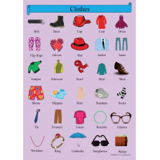 Clothes Poster