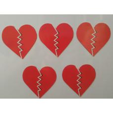 Kırık Kalp Magnet