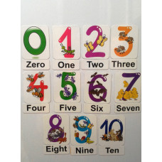 Numbers Magnet